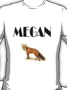 Megan Fox T-shirt T-Shirt