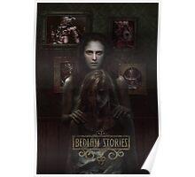 Bedlam Stories Novel Poster Poster