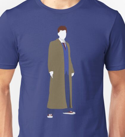 The Tenth Doctor - Doctor Who - David Tennant Unisex T-Shirt