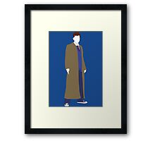 The Tenth Doctor - Doctor Who - David Tennant Framed Print