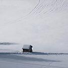 Die Stille ist Weiss II - (Bad Oberdorf) by Erwin G. Kotzab