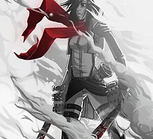 Mikasa by D-oubleHelix