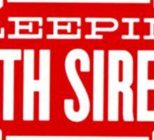 Sleeping With Sirens Sticker/Tshirt Sticker