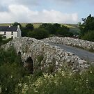 Quiet Man Bridge, Oughterard, Co. Galway, Ireland by Allen Lucas
