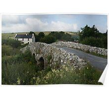 Quiet Man Bridge, Oughterard, Co. Galway, Ireland Poster