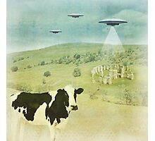 Return to Stonehenge Photographic Print