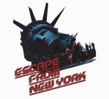Escape From New York by TheMouz