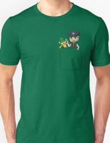 Pocket Dent and Yanuppu T-Shirt