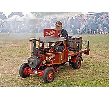 Brewery Wagon Photographic Print