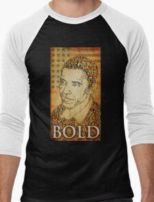 BOLD Men's Baseball ¾ T-Shirt