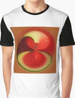 Red Watermelon Graphic T-Shirt