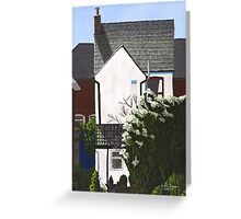 The House Greeting Card