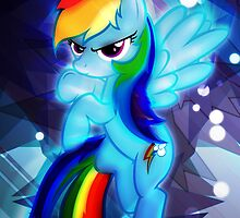 Glowy Dash [Prints + Phone Case] by Conner Nickels