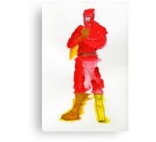 Condiment Man Canvas Print