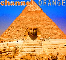 Frank Ocean - Pyramids by beggsandcheese
