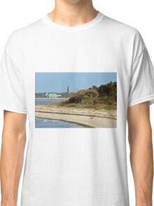 """Old Baldy"" Lighthouse Classic T-Shirt"