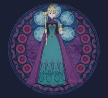 Queen Elsa by Ivalice