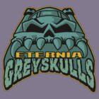 Eternia Greyskulls by monsterfink