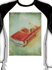Vintage Cherry Red Chrysler De Soto T-Shirt