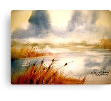 Elegy... Canvas Print