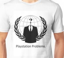 Playstation Problems Unisex T-Shirt