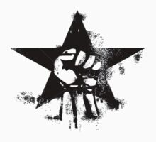 Rise Against Star-Fist Logo by ultimatejeb