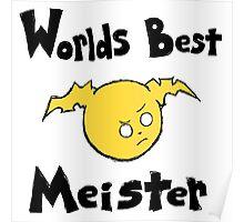 Soul Eater Best Meister Poster