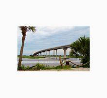 Sunset Beach Bridge Unisex T-Shirt
