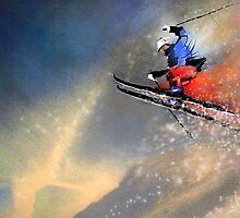 Ski Jumping 03 by Goodaboom