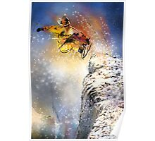 Snow Boarding 01 Poster