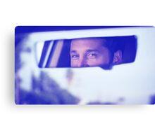 Derek Shepherd's eyes Canvas Print