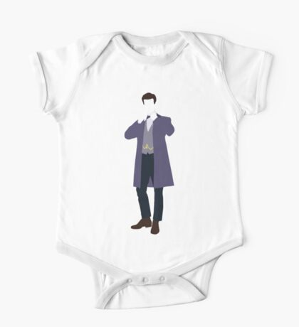 The Eleventh Doctor - Doctor Who - Matt Smith One Piece - Short Sleeve