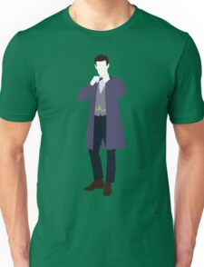 The Eleventh Doctor - Doctor Who - Matt Smith Unisex T-Shirt