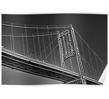 Thousand Islands Bridge Poster