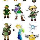 Link's Past by Goombasmasher1