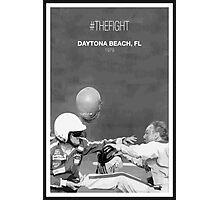#TheFight Photographic Print