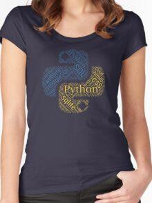 Python Programmer & Developer T-shirt & Hoodie NEW Women's Fitted Scoop T-Shirt