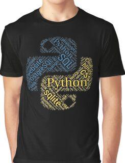 Python Programmer & Developer T-shirt & Hoodie NEW Graphic T-Shirt