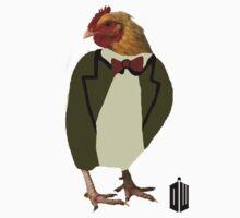 Chicken Eleventh by tenroseshipper