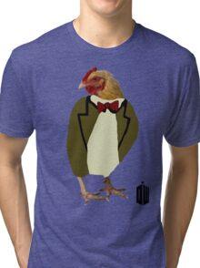 Chicken Eleventh Tri-blend T-Shirt