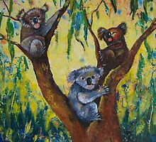 Save the Koalas by Glenys Coleman