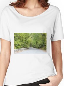 Winding Road Women's Relaxed Fit T-Shirt