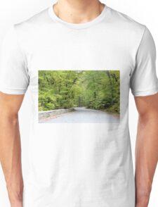 Winding Road Unisex T-Shirt