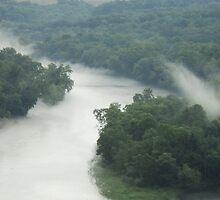 Fog Lifting by PicsbyJody