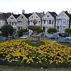 Alamo Square by SkinnyBriotches