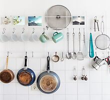 Kitchen Utensils by visualspectrum