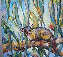 Precious Possum by Glenys Coleman
