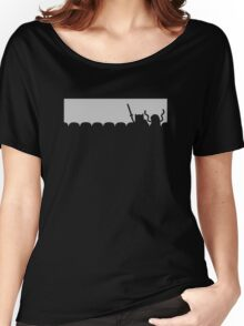 Adventure Time Theater 3000 Women's Relaxed Fit T-Shirt