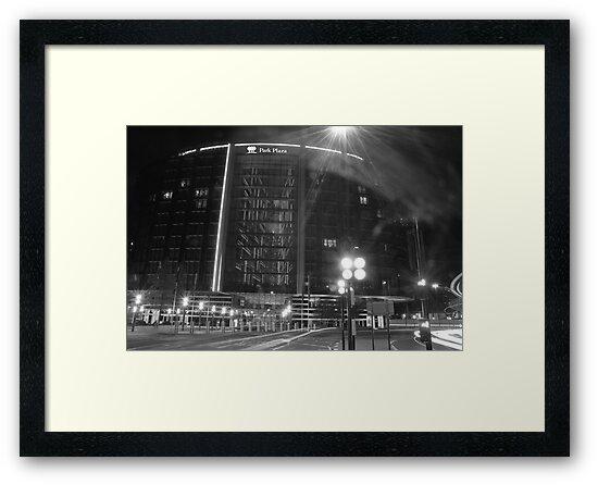 Park plaza Hotel by santinopani