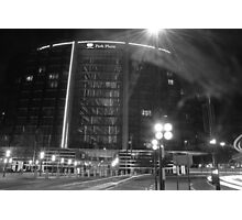 Park plaza Hotel Photographic Print